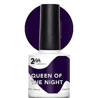 2AM London Go Dark On Me 2019 LED/UV Gel Polish Collection - Queen Of The Night 7.5ml (2D008)