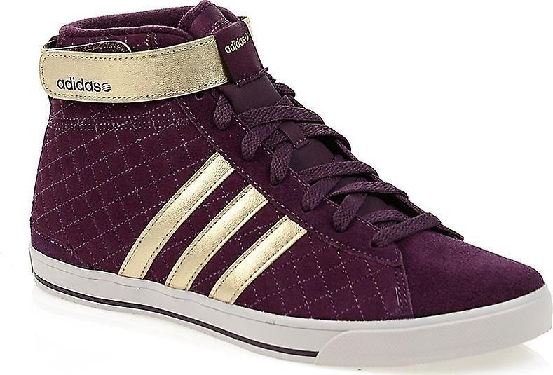 Adidas kobiet codziennie Twist Mid W trenerów Merlot F98631 UK4.5/EU 37 1/3 lLneI