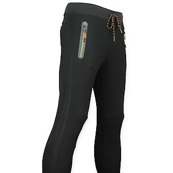 Sports pants Lang - Joggers - F561 - Black