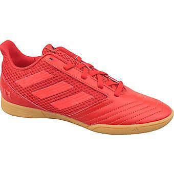 adidas Predator 19.4 IN Jr CM8552 Buty do piłki nożnej dla dzieci