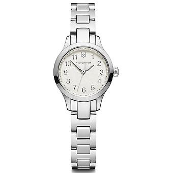 Victorinox alliance Quartz Analog Women's Watch with Stainless Steel Bracelet V241840