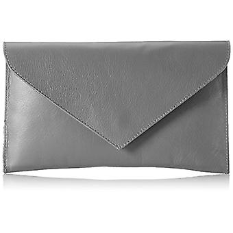 Bags4Less VENEDIG Grey Women's Bag (رمادي (Hellgrau Hellgrau)) 2x18x28 سم (B x H x T)