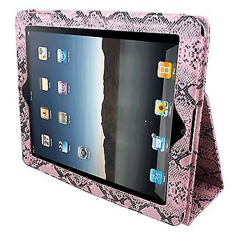 Business Färg Apple iPad 2 - 3 - 4 Serpentine Rosa