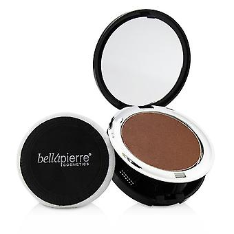 Bellapierre Cosmetics Compact Mineral Blush - # Suede - 10g/0.35oz