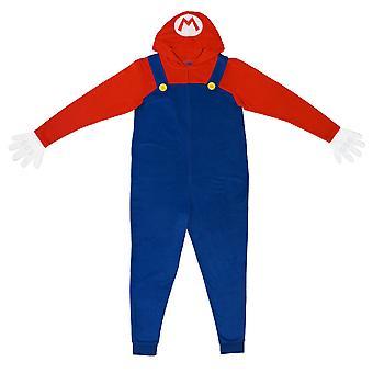 Nintendo Mario miesten Pajama unionin puku