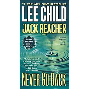 Never Go Back by Lee Child - 9780440246329 Book