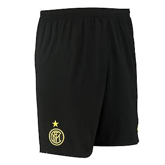2019-2020 Inter Milan Nike Third Shorts (Black)