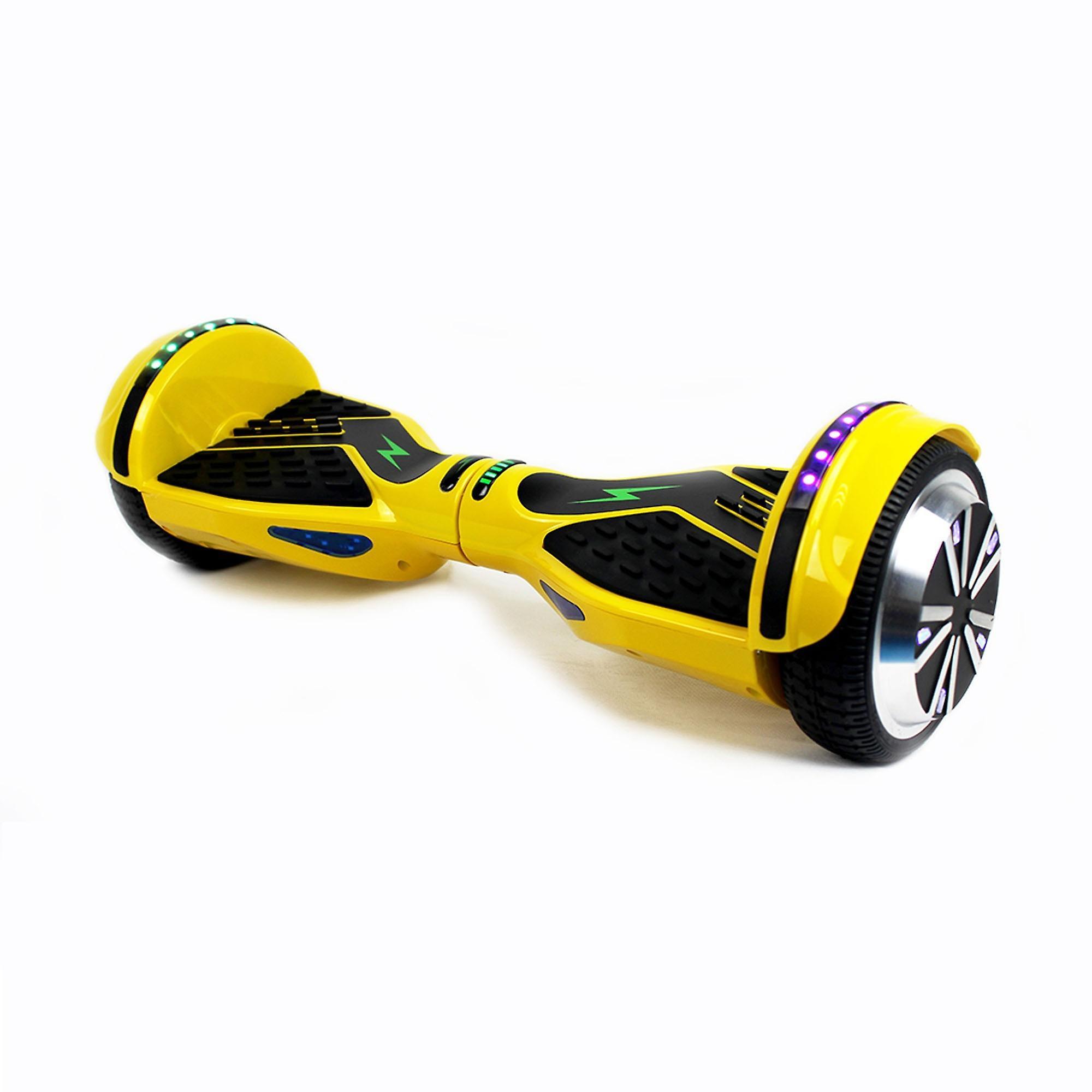 Hoverboard Skateflash K6 + n geel