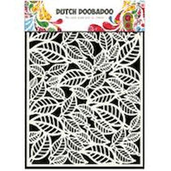 Dutch Doobadoo A5 Mask Art Stencil - Leaves #715042