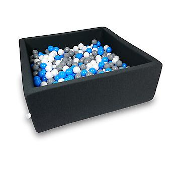 XXL Ball Pit Pool - Graphite #43 + bag