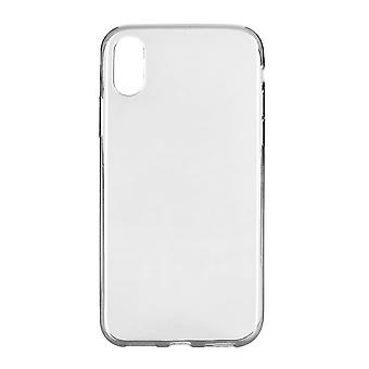 Iphone Xs Transparent And Flexible Case - Crazy Kase
