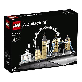 LEGO 21034 arkkitehtuuri Lontoo
