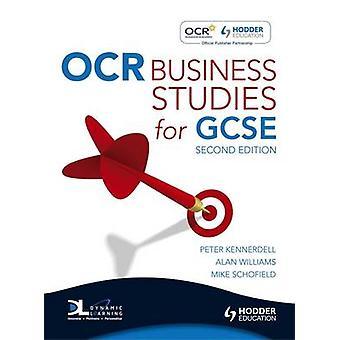OCR Business Studies voor GCSE 2de editie door Peter Kennerdell