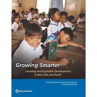 Voksende smartere læring og retfærdig udvikling i Østasien og Stillehavsområdet ved Verdensbanken