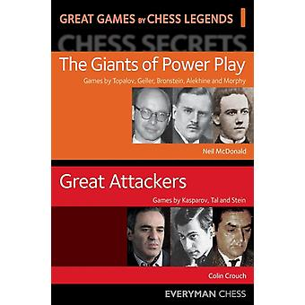 Great Games by Chess Legends.  Volume 1 by McDonald & Neil