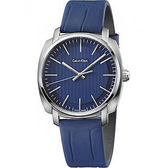 Calvin Klein - Accessories - Watches - K5M311VN - Men - blue,silver