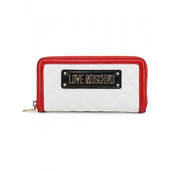 Love Moschino - Accessoires - Geldtaschen - JC5615PP17LB_110A - Damen - white,red