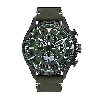 AVI-8 AV-4064-02 Hawker Hunter Avon Chrono Armbanduhr