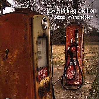 Jesse ウィンチェ スター - 愛ステーション [CD] USA 輸入