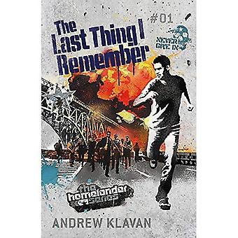 The Last Thing I Remember (Homelander)