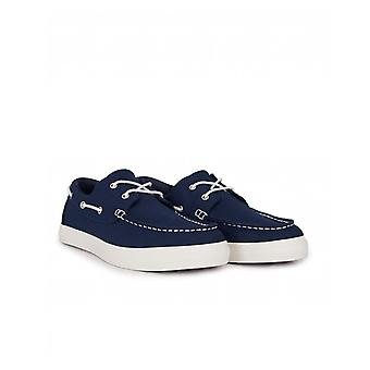 Timberland Footwear Union Wharf Canvas Boat Shoes