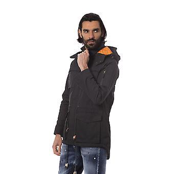 Grey jacket Frankie Morello man