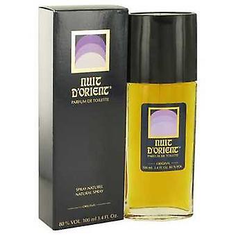 Nuit D'orient By Coryse Salome Parfum De Toilette Spray 3.4 Oz (women) V728-460552