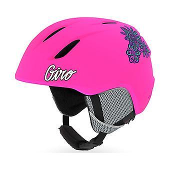 Giro Launch Junior Matte Bright Pink