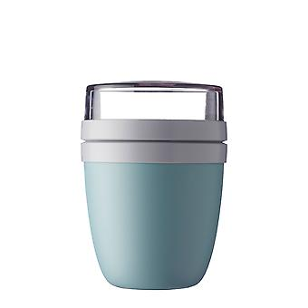Mepal Ellipse Duo Lunch Pot, Nordic Green