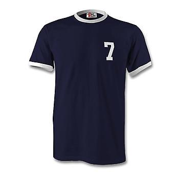 ウィリー ・ ヘンダーソン 7 スコットランド国リンガー t シャツ