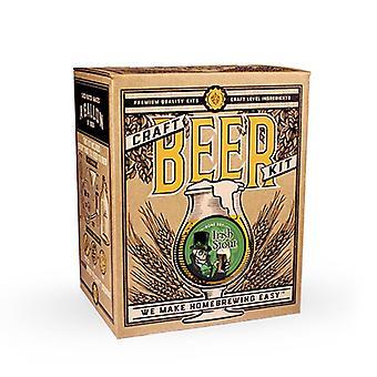 Crie uma cerveja - kit de cerveja stout irlandês seco