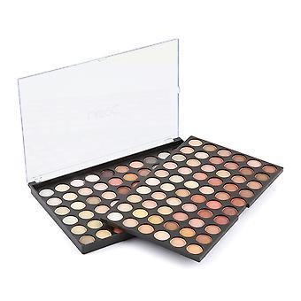 LaRoc 120 Colour Eyeshadow Palette - Natural