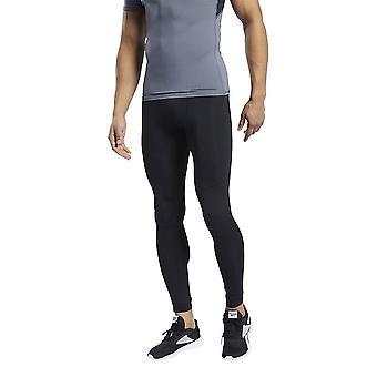 リーボックワークアウト準備コンプレッションタイトFP9107トレーニング一年男性ズボン