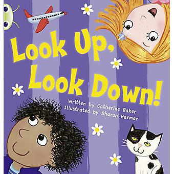 Bug Club Guided Fiction Empfang Pink A Look Up Look Down von Catherine Baker