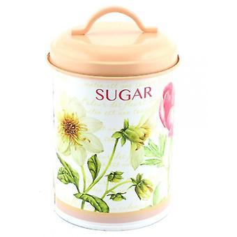 Leonardo Flower Garden Collection Sugar Canister met Deksel & Handvat