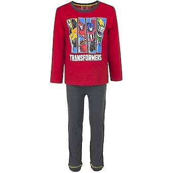 Transformatoren Jungen Pyjama-Set