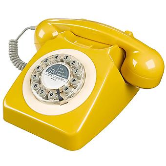 Vilda & varg serien 746 telefon engelska senap