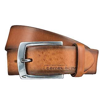 Camel active belts men's belts leather belt camel 3557