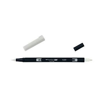 Tombow ABT Dual Brush Pen gris chaud1 ABT-N89