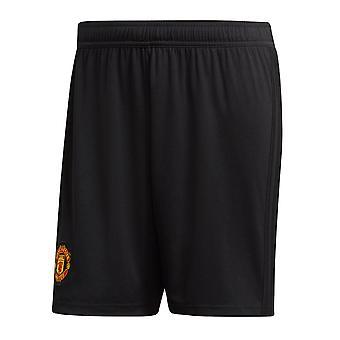 Manchester United FC Oficial Regalo de Fútbol Mens Home Kit Shorts 2018 2019