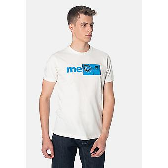 Merc FANSHAW, Branded Print Men's T-Shirt With Scooter