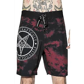 Blackcraft Cult Believe In Yourself Blood Moon Board Shortsit