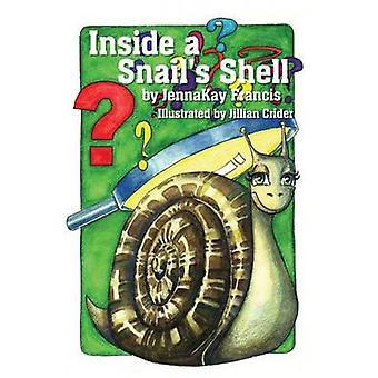 Inside a Snails Shell by Francis & Jennakay