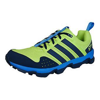 Adidas GSG9 St Mens Trail Running trenere / sko - Navy og grønne