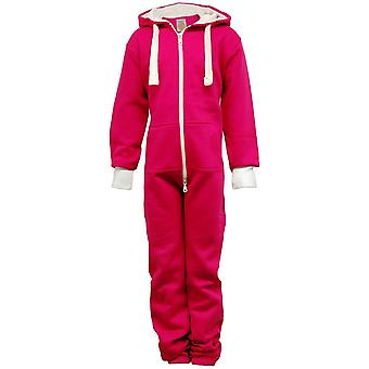 Kids Plain Hooded Body / Childrens Jumpsuit (onesy onsie)