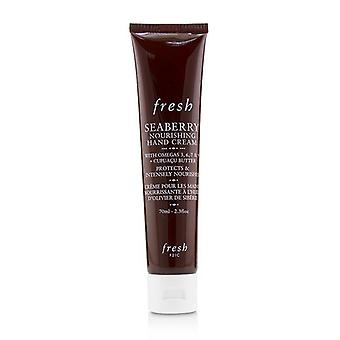 Seaberry fresco nutritivo creme para as mãos - 75ml/2,3 oz