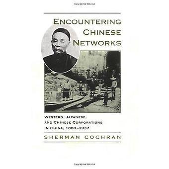 Encontrando redes chinesas - Corpo Ocidental - Japonês - e Chinês