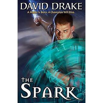 Spark by David Drake - 9781481483599 Book
