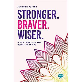Stronger - Braver - Wiser - How My #MeToo Story Will Never Define Me b