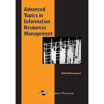Advanced Topics in Information Resources Management - 9781930708440 B